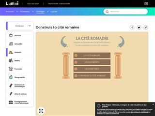 La Cité Romaine