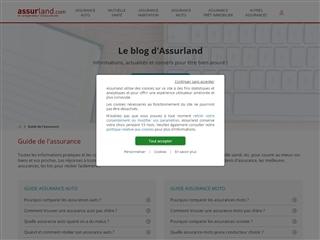 Assurland : Guide de l'assurance