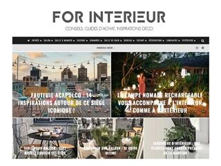For Intérieur