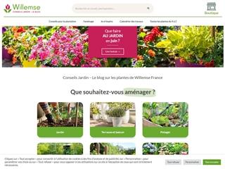 Blog Willemse France - Conseil Jardin