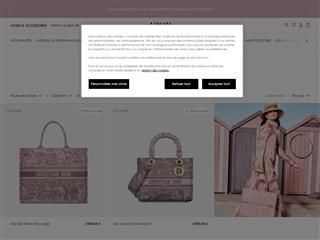 Dior : Maroquinerie