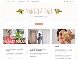 Mango & Salt : Déco
