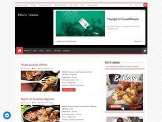 Recette Libanaise.com