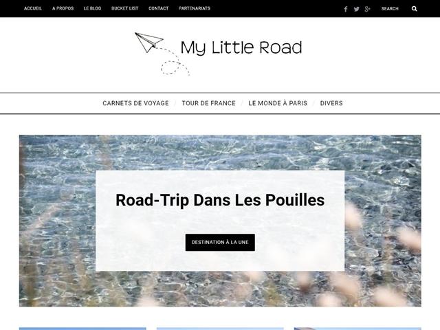 My Little Road
