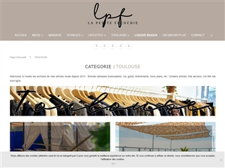 La Petite Frenchie : Toulouse