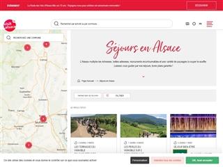 Alsace : Séjours actifs et randonnées