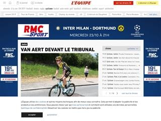 L'Équipe : Cyclisme