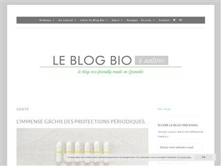 Le Blog Bio & Nature : Santé au Naturel