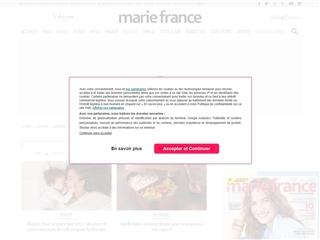 Marie France : Nutrition
