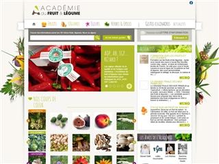 Académie du fruit et du légume
