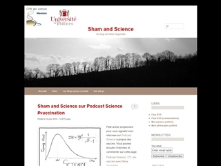 Sham and Science