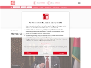 RFI : Moyen-Orient