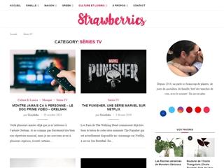 Strawberries : Séries TV