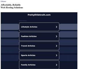 prettylittletruth : London & Co