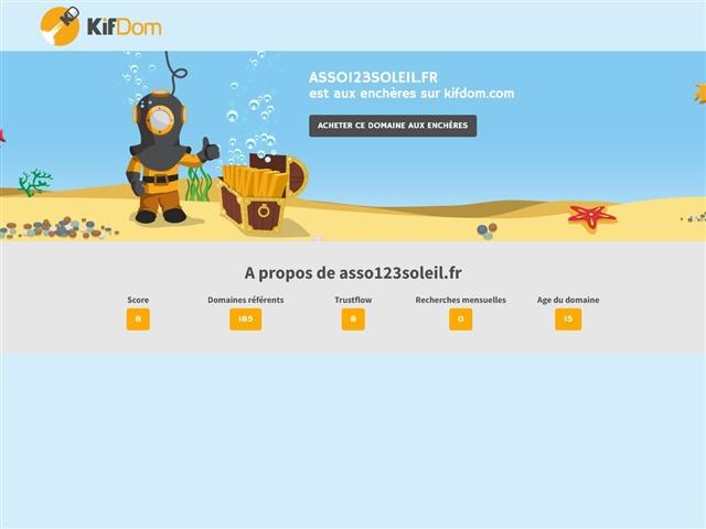 Association 123 Soleil