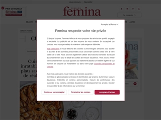Version Femina : Cuisine