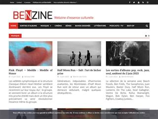Benzine Magazine