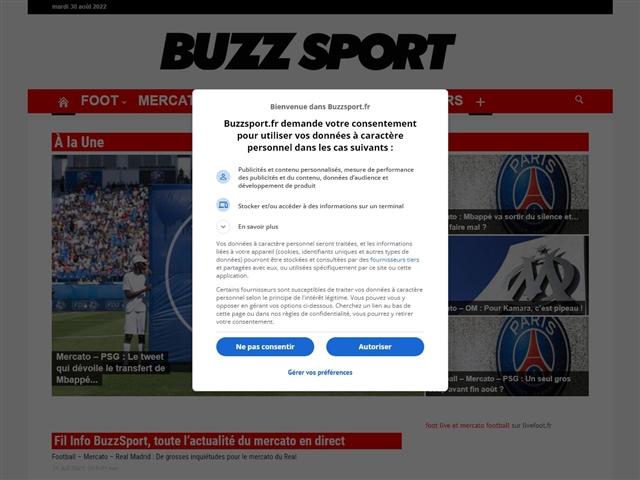 Buzz Sport