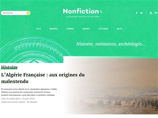 Non Fiction : Histoire