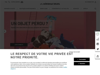 Centre commercial Merignac Soleil
