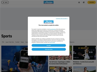 Le Parisien : Sports