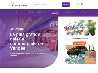 Centre commercial Les Flâneries (La Roche-sur-Yon)