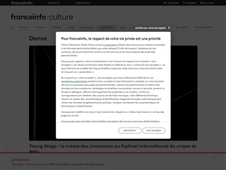FranceTV Info : Culture : Danse