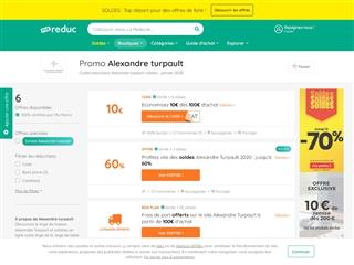 Ma-reduc.com : Alexandre Turpault