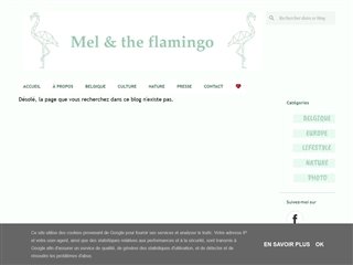 Mel and the Flamingo : City-guide