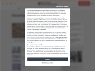 Courrier International : Expat