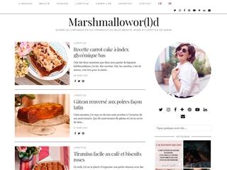 Marshmallowor(l)d : Food