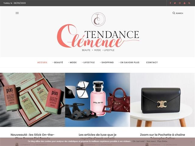 Tendance Clémence