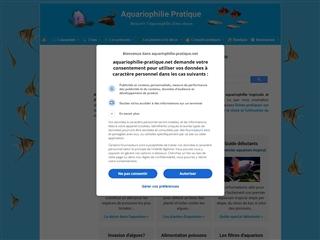 Aquariophilie Pratique