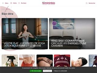 Féminin Bio : Maison et Jardin