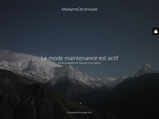 Madame Citronnade