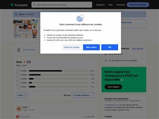 Trustpilot : Les Protéines.com