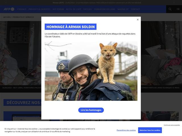 AFP INFO