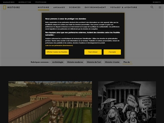 National Geographic (FR) : Histoire