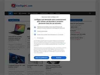 Configs PC