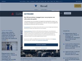 Le Figaro : Histoire