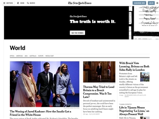 New York Times : International News