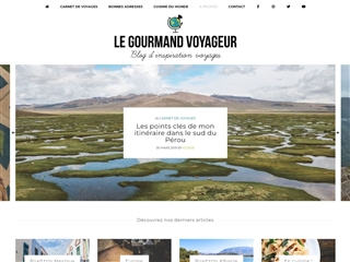 Le Gourmand Voyageur