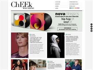 cheeK : Culture