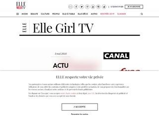 Elle Girl TV