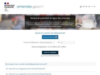 Amendes.gouv.fr