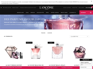 Lancôme : Parfums
