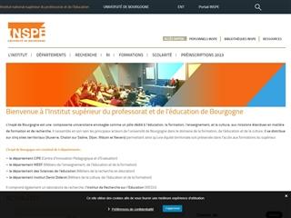ESPE de l'académie de Dijon