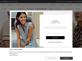 Devernois - e-boutique