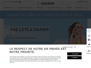 Centre commercial Courier (Annecy)