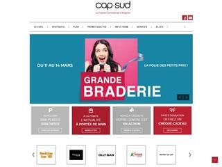 Centre commercial Cap Sud